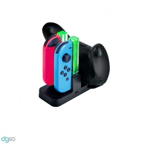 DOBE TNS-879 N-Switch Joy-Con & Pro Controller Charging Dock