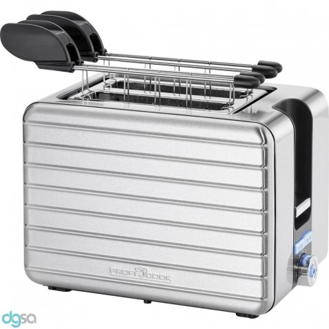 ProfiCook PC-TAZ 1110 Toaster with Tongs
