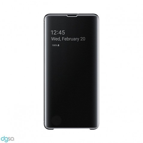 Samsung Clear View Cover for Galaxy S10 Plus
