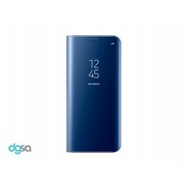 کیف کلاسوری سامسونگ مدل Clear View Standing مناسب +Galaxy S8