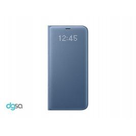 کیف کلاسوری سامسونگ مدل LED View مناسب +Galaxy S8