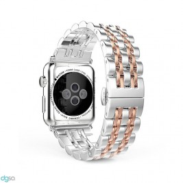 بند رولکسی 42mm ساعت هوشمند Apple Watchبند ساعت