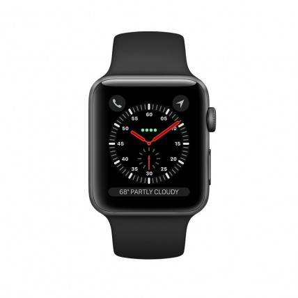 ساعت هوشمند اپل سری 3 ( GPS+Cellular - 42mm )ساعت هوشمند