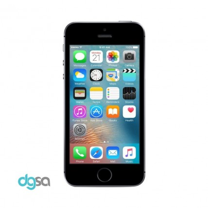 گوشی موبایل اپل مدل iPhone SE با ظرفیت 16 گیگابایتموبایل