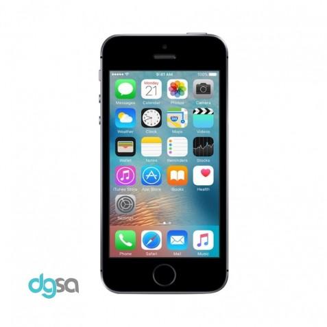 موبایل گوشی موبایل اپل مدل iPhone SE با ظرفیت 16 گیگابایتموبایل