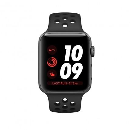 ساعت هوشمند اپل سری 3 ( Nike - GPS+Cellular - 38mm )ساعت هوشمند