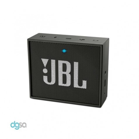 اسپیکر اسپیکر بلوتوثی قابل حمل جی بی ال مدل GOاسپیکرJBL