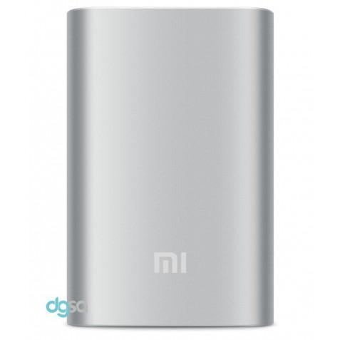 پاوربانک شارژر همراه شیاومی مدل Mi با ظرفیت 10000 میلی آمپر ساعتپاوربانک