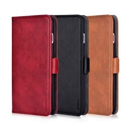 کیف و گارد چرمی Devia مدل Magic 2 in 1 مناسب گوشی iPhone 7کیف و کاور گوشی