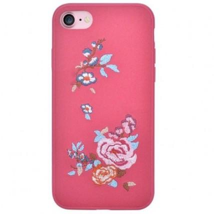 قاب Devia مدل Flower Embroidery مناسب گوشی iPhone 7/8 Plusکیف و کاور گوشی