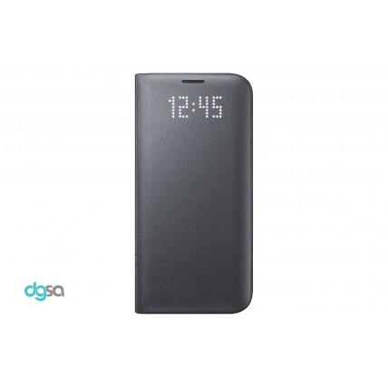 کيف کلاسوري سامسونگ مدل LED View مناسب Galaxy S7 Edgeکیف و کاور گوشی