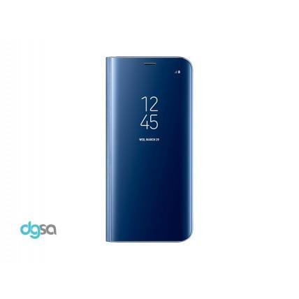 کیف کلاسوری سامسونگ مدل Clear View Standing مناسب برای گوشی موبایل Galaxy S8کیف و کاور گوشی