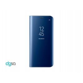 کیف کلاسوری سامسونگ مدل Clear View Standing مناسب Galaxy S8