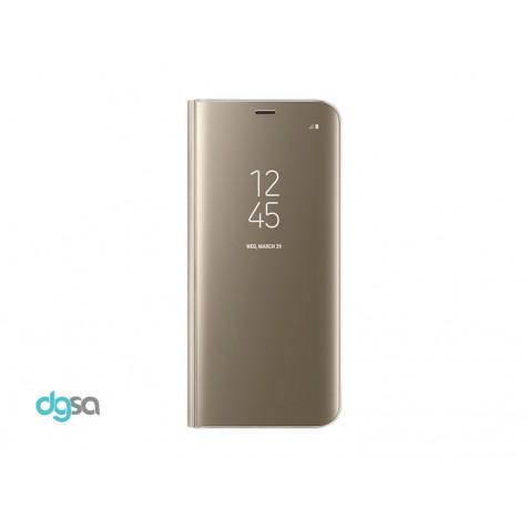 کیف و کاور گوشی کیف کلاسوری سامسونگ مدل Clear View Standing مناسب Galaxy S8
