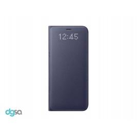 کیف و کاور گوشی کیف کلاسوری سامسونگ مدل LED View مناسب Galaxy S8
