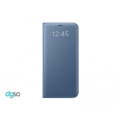 کیف و کاور گوشی کیف کلاسوری سامسونگ مدل LED View مناسب +Galaxy S8کیف و کاور گوشی