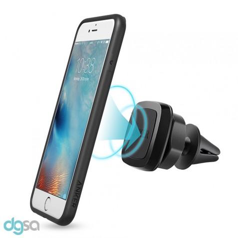 پایه نگهدارنده گوشی موبایل پایه نگهدارنده ی گوشی موبایل انکر مدل Air Vent Magneticپایه نگهدارنده گوشی موبایل