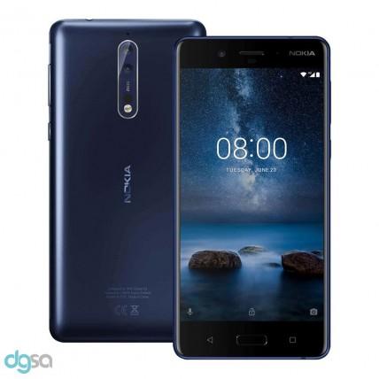 گوشی موبایل نوکیا مدل 8 با ظرفیت 64 گیگابایتنوکیا