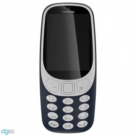 گوشی موبایل نوکیا مدل 3310 (2017)موبایل