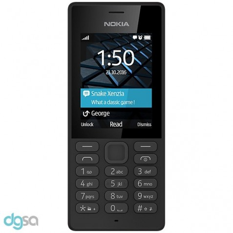 موبایل گوشی موبایل نوکیا مدل 150 (2017)موبایل