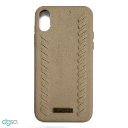 کاور سانتا باربارا مدل HANNA مناسب برای گوشی موبایل اپل iPhone X/XSکیف و کاور گوشی