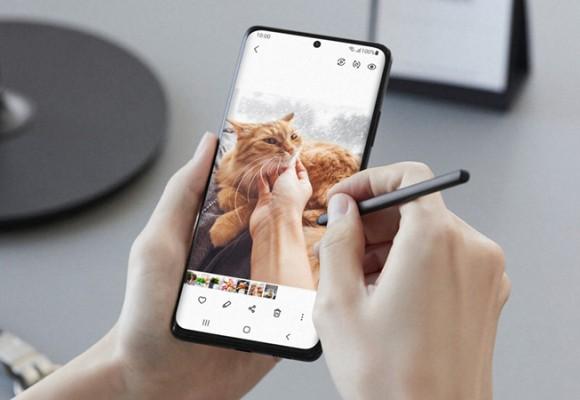 گوشی سامسونگ Galaxy S21 Ultra با پشتیبانی از قلم نوری و حسگر تله فوتوی دوگانه به طور رسمی معرفی شد