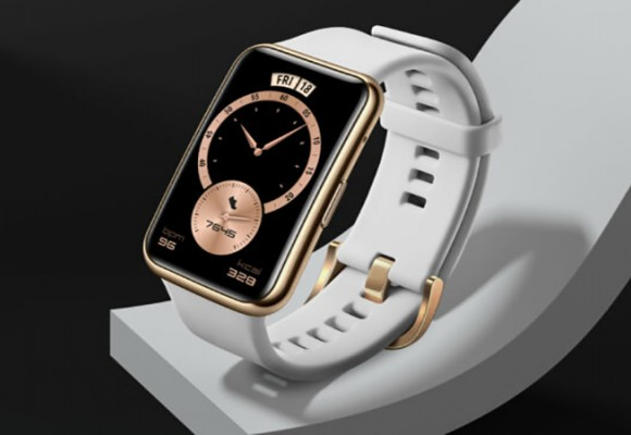 ساعت هوشمند هواوی Watch Fit Elegant Edition معرفی شد