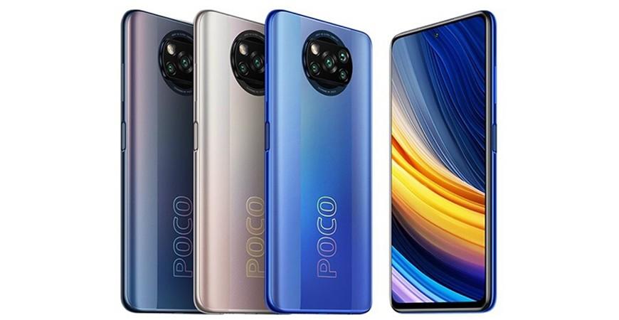 تصاویر رندر, مشخصات فنی و قیمت گوشی پوکو X3 Pro فاش شد