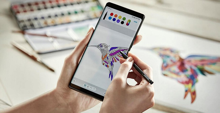 به تعویق افتادن زمان رونمایی از گوشی Galaxy Note 21 به علت مشکل کمبود تراشه