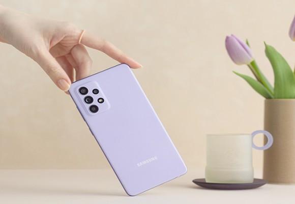 گوشی سامسونگ Galaxy A52 و Galaxy A52 5G به طور رسمی معرفی شدند