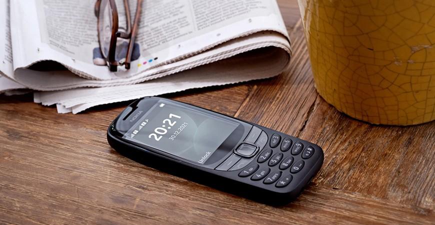 گوشی Nokia 6310 2021 Edition به طور رسمی معرفی شد