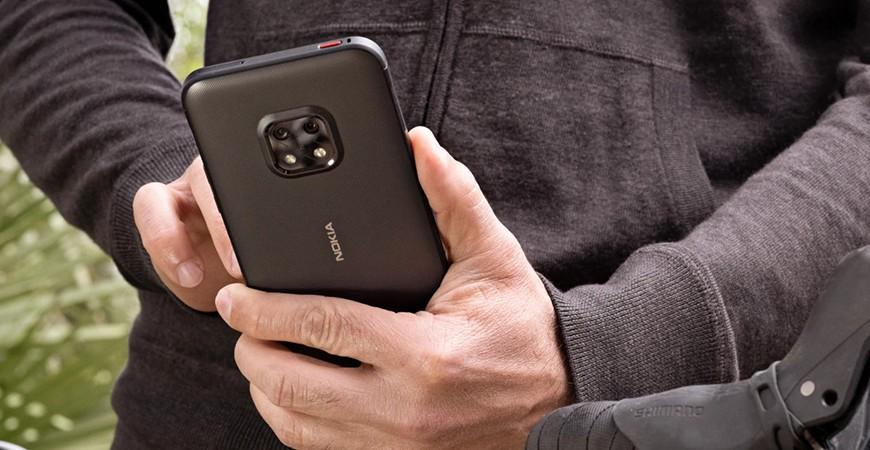 گوشی سرسخت نوکیا XR20 به طور رسمی معرفی شد